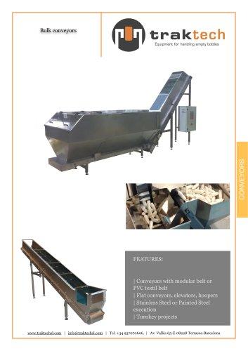 Traktech Bulk conveyors