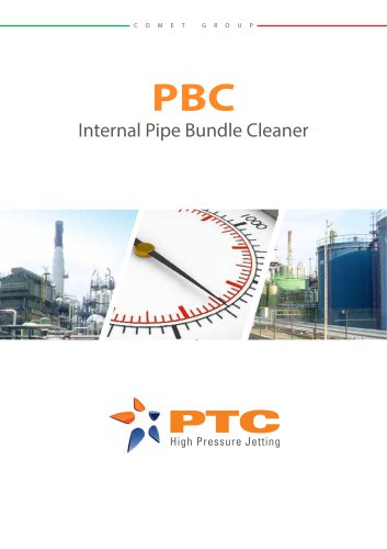 PBC - Internal Pipe Bundle Cleaner