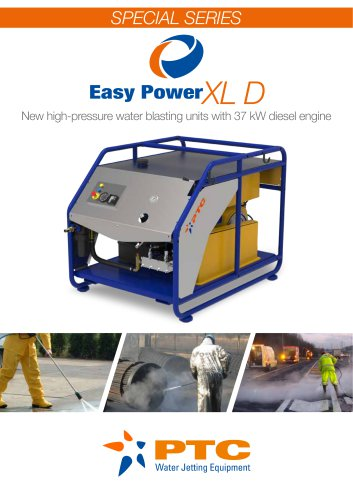 PTC Easy Power XL D