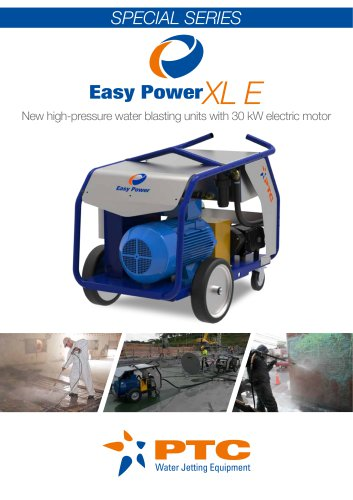 PTC Easy Power XL E