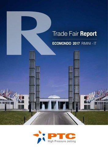 PTC ECOMONDO 2017 TRADEFAIR REPORT