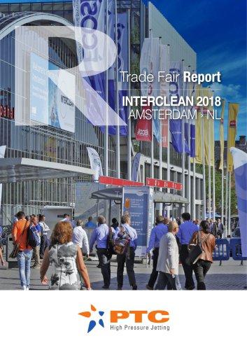 PTC INTERCLEAN 2018 TRADEFAIR REPORT