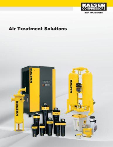 Air Treatment Brochure