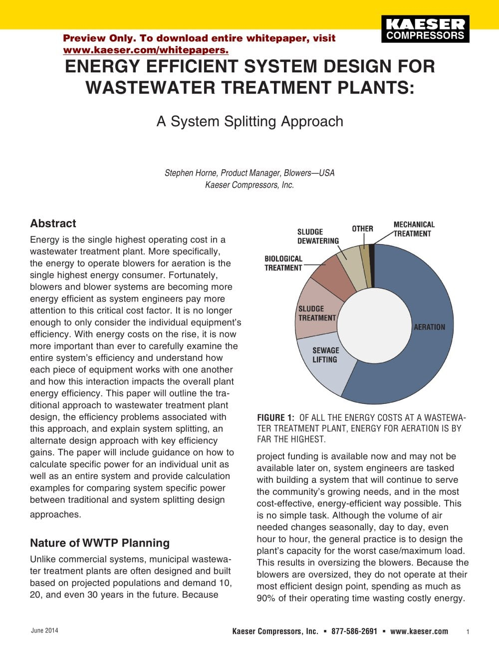 Wastewater Treatment Pdf