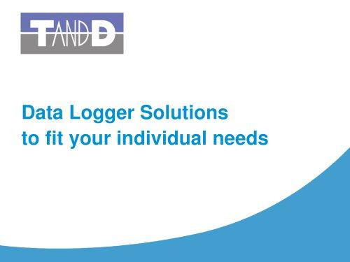T&D Datalogging System
