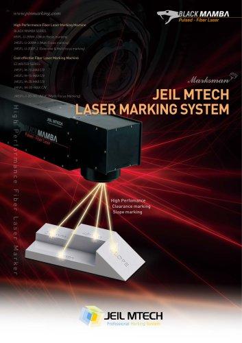 Fiber & Co2 laser marking machine