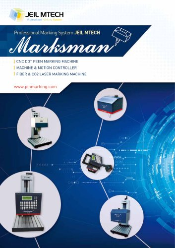 Marksman Dot peen marking system