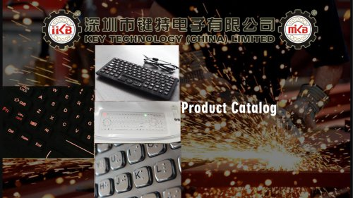 medical series keyboards and mice