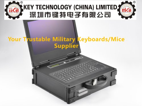 Military keyboards & mice with MIL-STD-461G & 810F