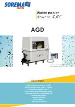 AGD chiller 110 to 250 P