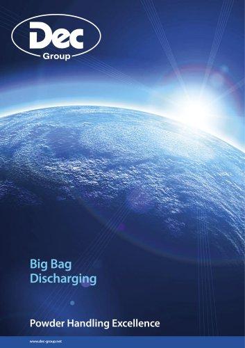 Big-Bag Discharging