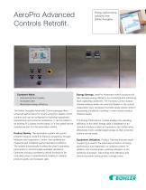 AeroPro Advanced Controls Retrofit. - 1