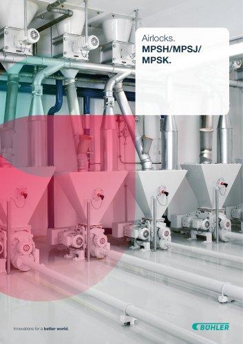 Airlocks MPSH, MPSJ, MPSK