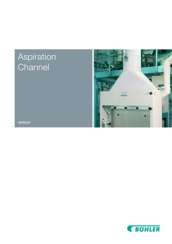 Aspiration Channel MVSG/H