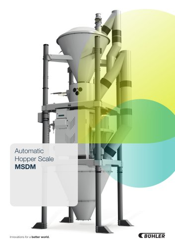 Automatic Hopper Scale MSDM