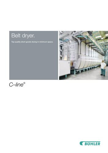 C-line® Short Goods Dryer