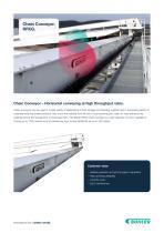 Chain conveyor RFKG - 1