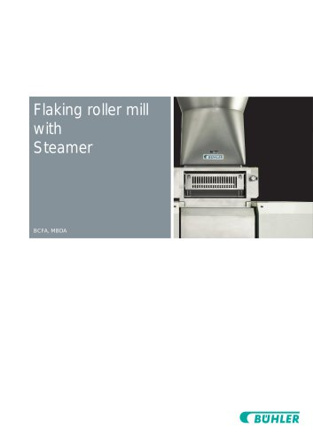 Flaking Roller Mill POLYfloc? BCFA