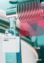 Granex silo scale. MSDT. - 1
