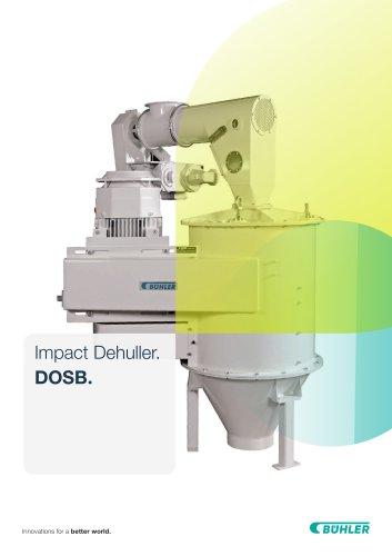 Impact Dehuller DOSB
