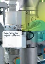 Online Particle Size Measurement System MYTA