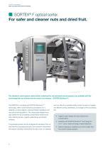 SORTEX F BioVision for Nuts - 2