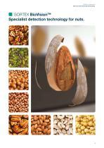 SORTEX F BioVision for Nuts - 3
