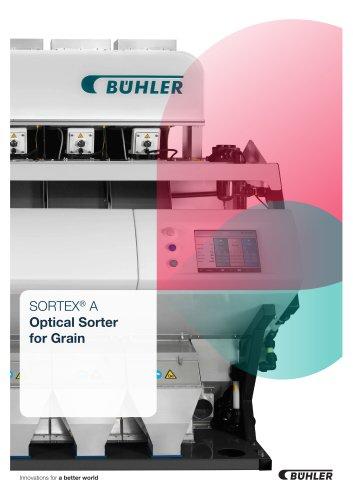 SORTEX A for Grain