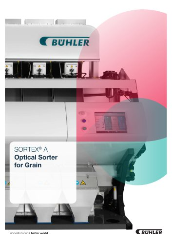 SORTEX A for Grain