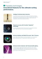 SORTEX S UltraVision Brochure - 8