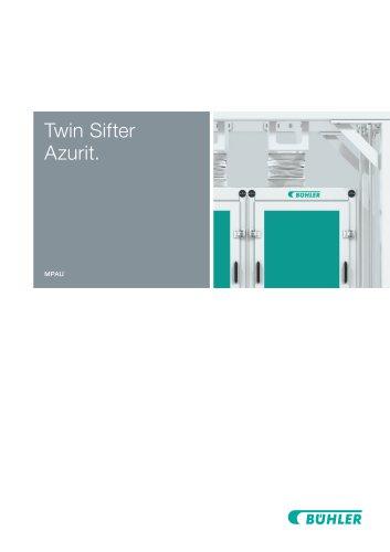 Twin plansifter Azurit MPAU