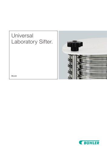 Universal Laboratory Sifter MLUA