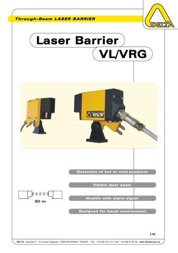Laser Barrier VL-VRG
