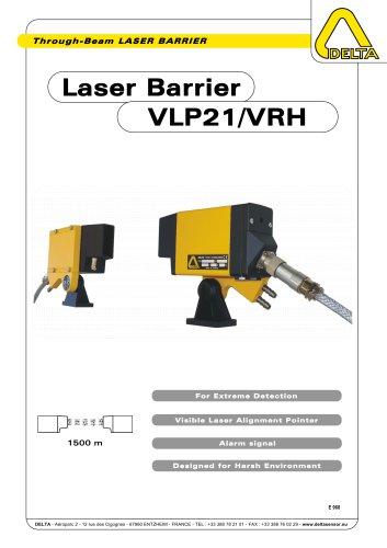 Laser Barrier VLP21/VRH