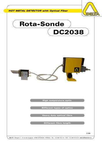 Rota-Sonde DC2038
