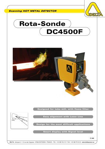 Rota-Sonde DC4500F