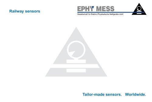 Railway Sensors