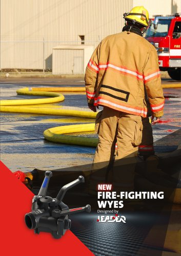 NEW FIRE-FIGHTING WYES
