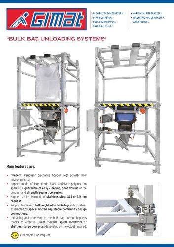«BULK BAG UNLOADING SYSTEMS