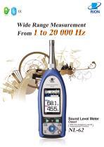 NL-62?Sound Level Meter