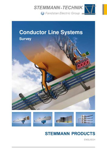 Conductor line systems - Survey
