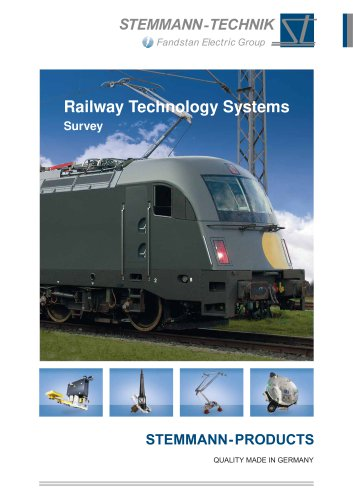 Railway technology systems - Survey
