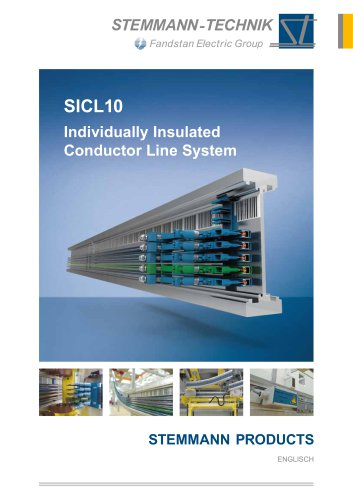 Stemmann-Technik SICL 10 - Insulated-Conductor-Line-System