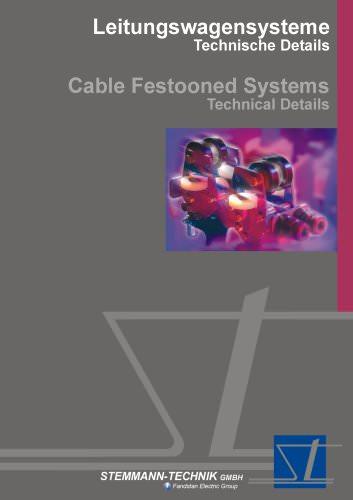 Survey Cable festoon systems (C-rails programme)