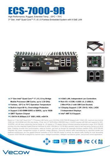 ECS-7000-9R