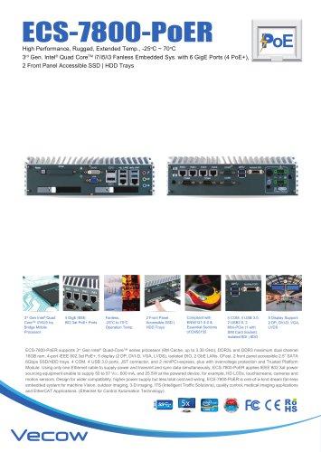 ECS-7800-PoER