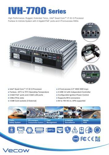 IVH-7700 Series