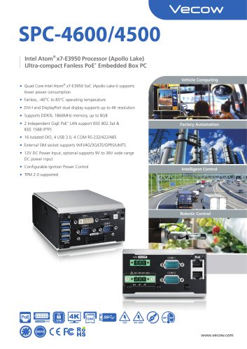 SPC-4600/4500 DM