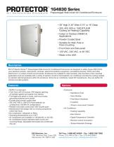 1G4830 Prepackaged Air Conditioned Enclosure - 1