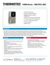 400 BTU (AC) Thermoelectric Air Conditioner - 1